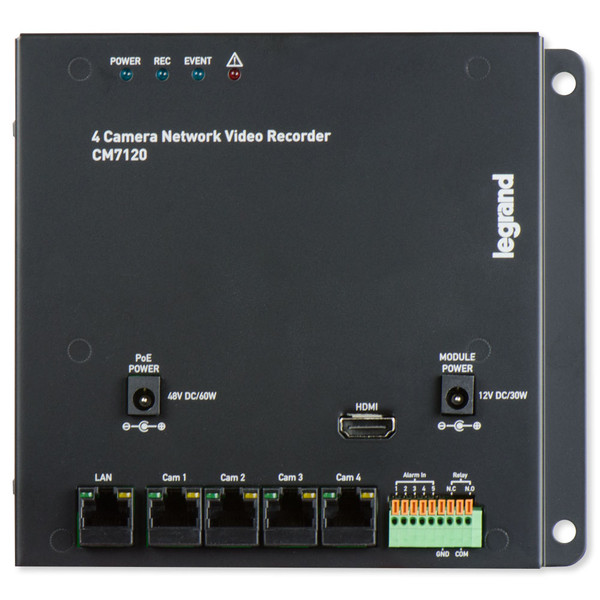On-Q/Legrand 4-Channel NVR