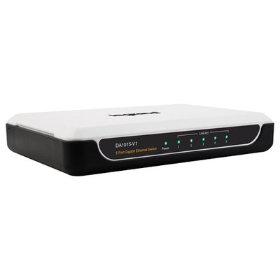 On-Q/Legrand Desktop Gigabit Ethernet Switch, 5-Port