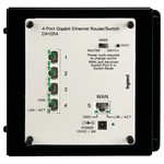 On-Q/Legrand 4-Port Gigabit Router/Switch