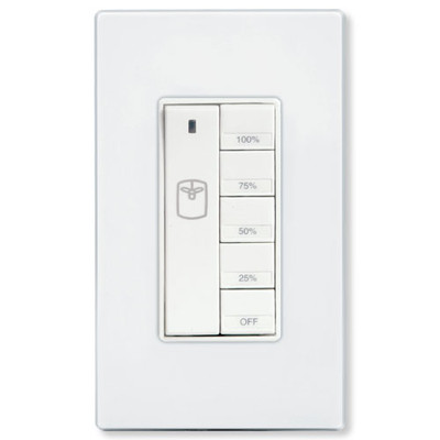 On-Q/Legrand RFLC Fan Speed Wall Controller