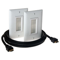On-Q/Legrand HDMI Basic In-Wall Connection Kit