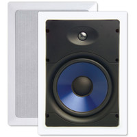 On-Q/Legrand evoQ 5000 8 In. In-Wall Speaker