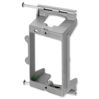 On-Q/Legrand 1-Gang Low Voltage Nail On Bracket for New Construction