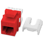 On-Q/Legrand Quick Connect Cat6 RJ45 Keystone Snap-In Connector