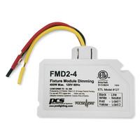 PCS PulseWorx UPB Dimmer Fixture Module, 2 Channel, 400W
