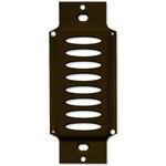 PCS PulseWorx UPB Keypad Retainer Ring, 8 Button, Brown
