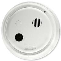 Sensaphone Smoke Detector, Battery Back-Up, 110 VAC