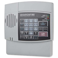 Sensaphone 800 Monitoring System, 8-Channel, Gray