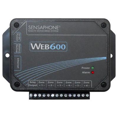 Sensaphone Web600 Web-Based Monitoring & Alarm