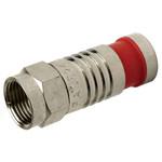 Platinum Tools SealSmart F Compression Connector, RG59