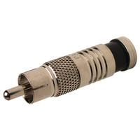 Platinum Tools SealSmart RCA Compression Connector, RG6