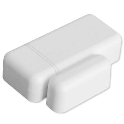 Qolsys IQ Wireless S-Line Encrypted Mini Door/Window Sensor, White (Open Box)