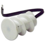 RCS Remote Temperature Sensor (for TR60 & TZ45 Thermostats), Flush-Mount