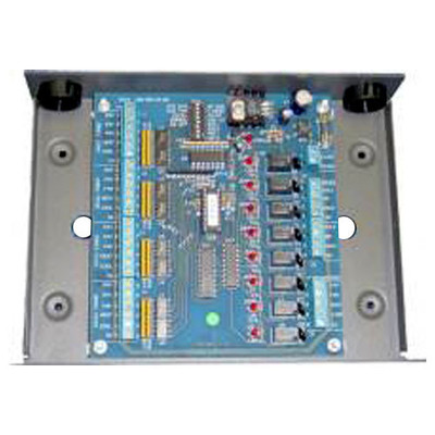 RCS 4 Zones HVAC Controller (for Standard or Heat Pump Systems)