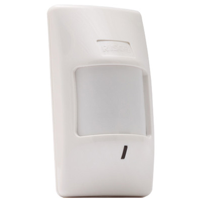 Risco ZoDIAC Quad PIR Motion Sensor, Pet Immune, 30 Ft.