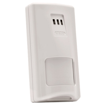 Risco iWISE DualTech PIR Motion Sensor, 35 Ft., Pet Immune (100 Lbs.)