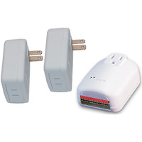 Simply Automated SimplySmart UPB Lamp Security Panel Starter Kit