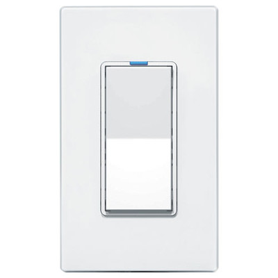 Simply Automated Anywhere 4- or More-Way Add-On Wall Switch