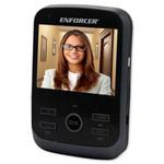 Seco-Larm Enforcer Wireless Video Door Phone Monitor