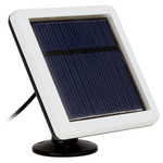 Seco-Larm Enforcer Wireless Door Entry Alert Solar Panel
