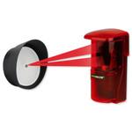 Seco-Larm Enforcer Polarized Reflective Beam Sensor, 33 Ft.