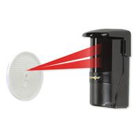 Seco-Larm Enforcer IR Reflective Photoelectric Beam Sensor, 50 ft.