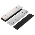 Seco-Larm Enforcer Glass Door U Bracket for 300 Lbs. Maglock