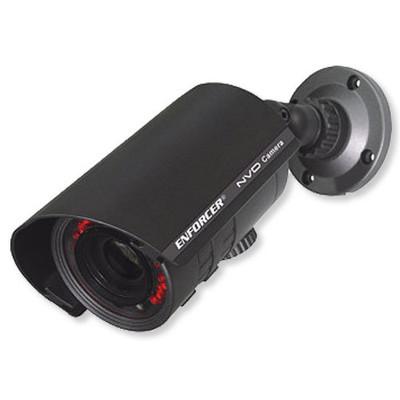 Seco-Larm Enforcer Bullet Camera, 3X Series, 600TV, Varifocal, 14 LEDs, 6~50mm Lens