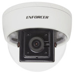 Seco-Larm Enforcer Dome Camera, Mini, 420TV, 2.9mm, Vandal-Resistant