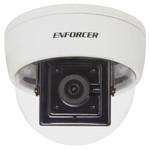 Seco-Larm Enforcer Dome Camera, Mini, 420TV, 2.9mm, Vandal-Resistant