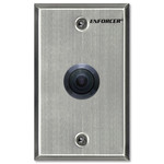 Seco-Larm Enforcer Wall-Plate Camera, 550TV, 1.5mm, 170 Degree view