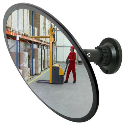 Seco-Larm Enforcer 12 In. Mirror Camera, 600TV, 2.8mm, OSD