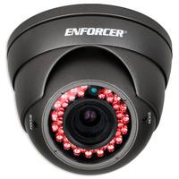 4-in-1, Varofocal lend HD Rollerball Camera, 2.8-12mm ICR, 1080p, 3D-NR, DWDR, Gray