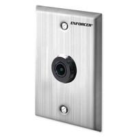 Seco-Larm Enforcer 4-in-1 Wall-Plate Camera, HD TVI, CVI, AHD, Analog