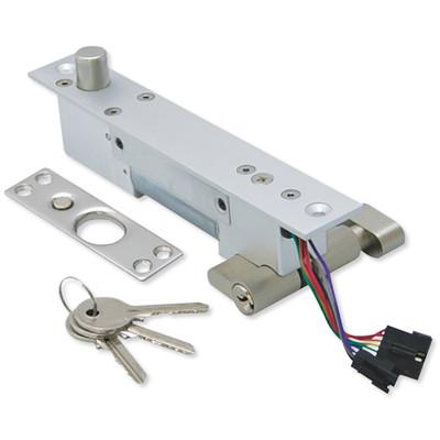 Seco-Larm Enforcer Electric Deadbolt, Fail-Secure, 12/24 VDC