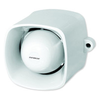 Seco-Larm Enforcer Self-Contained Siren with Audio Input