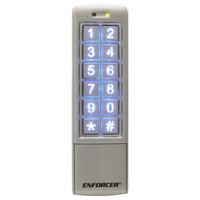 Seco-Larm Enforcer Access Control Keypad, Mullion-Style with Proximity Reader