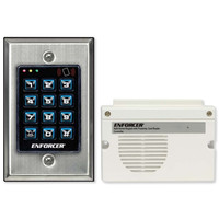 Seco-Larm Enforcer Split Series Keypad with Proximity Card Reader