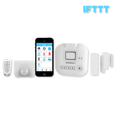SkylinkNet Connected Home Alarm System