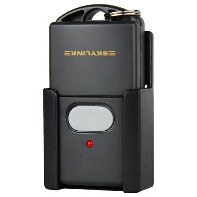 Skylink universal garage door keychain transmitter for 12 volt battery garage door opener