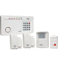 Skylink Wireless Security Deluxe Security System