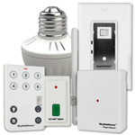 SkylinkHome Lighting & Garage Door Starter Kit
