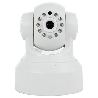 SkylinkNet Indoor Wireless Pan/Tilt Internet Security Camera (HD)