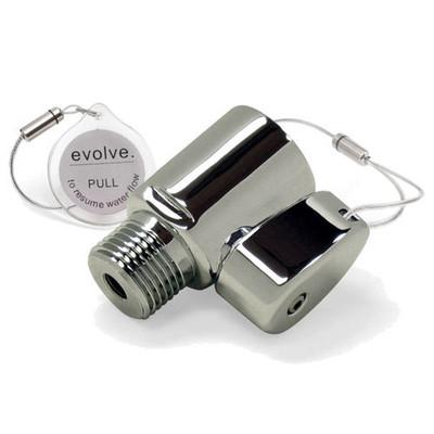 evolve Ladybug Showerhead Adapter, Polished Chrome