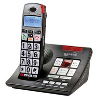 Serene Amplified Phone with Answering Machine