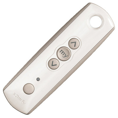 Somfy Telis 1 RTS Pure Remote, 1-Channel