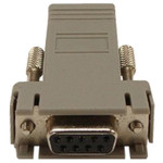 Somfy DB9 to RJ45 Adapter for RS232