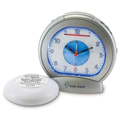 Sonic Alert Boom Analog Alarm Clock