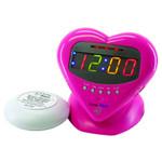Sonic Alert Boom Sweetheart Alarm Clock