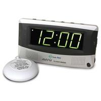 Sonic Alert Boom AM/FM Radio Alarm Clock